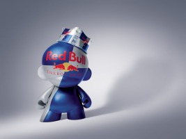 Red bull i mänsklig form